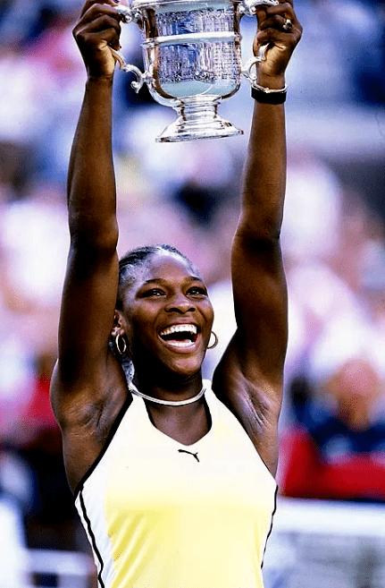 Серена Уильямс и первые профессиональные победы