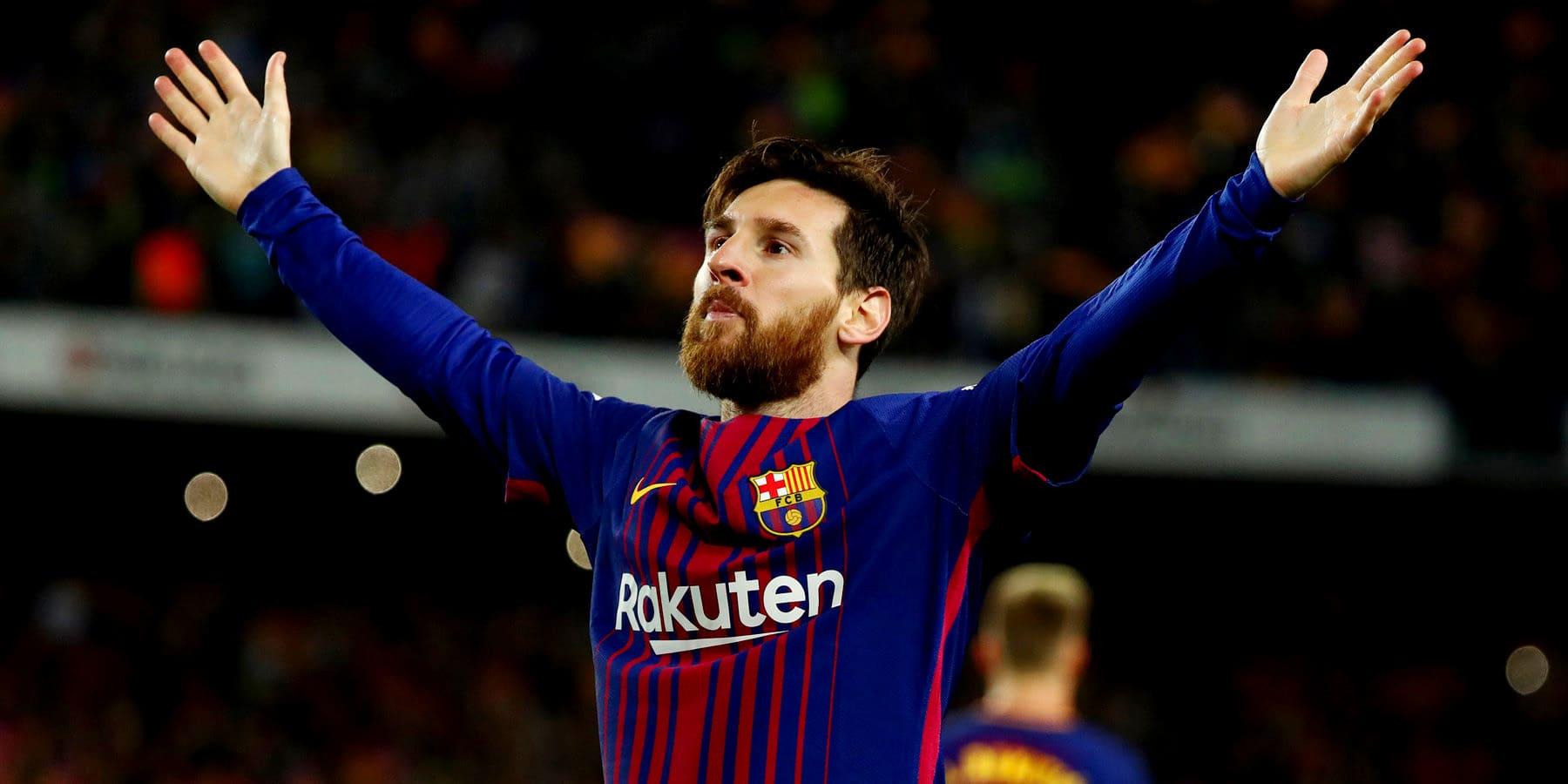 Лионель Месси стал лучшим игроком года по версии Marca