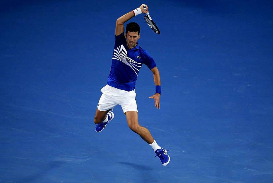 Новак Джокович. Australian Open 2019