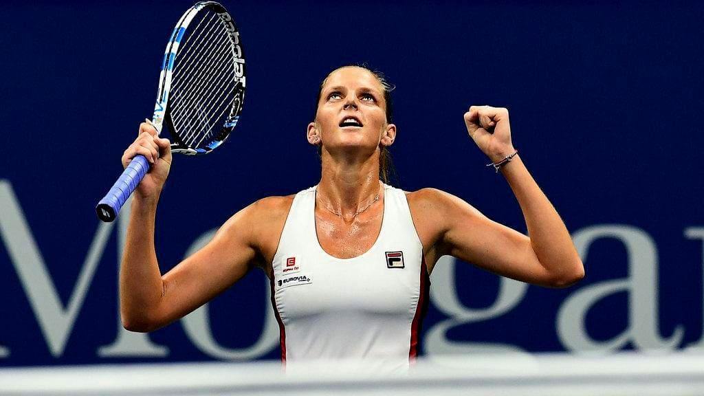 Каролина Плишкова. Australian Open 2019