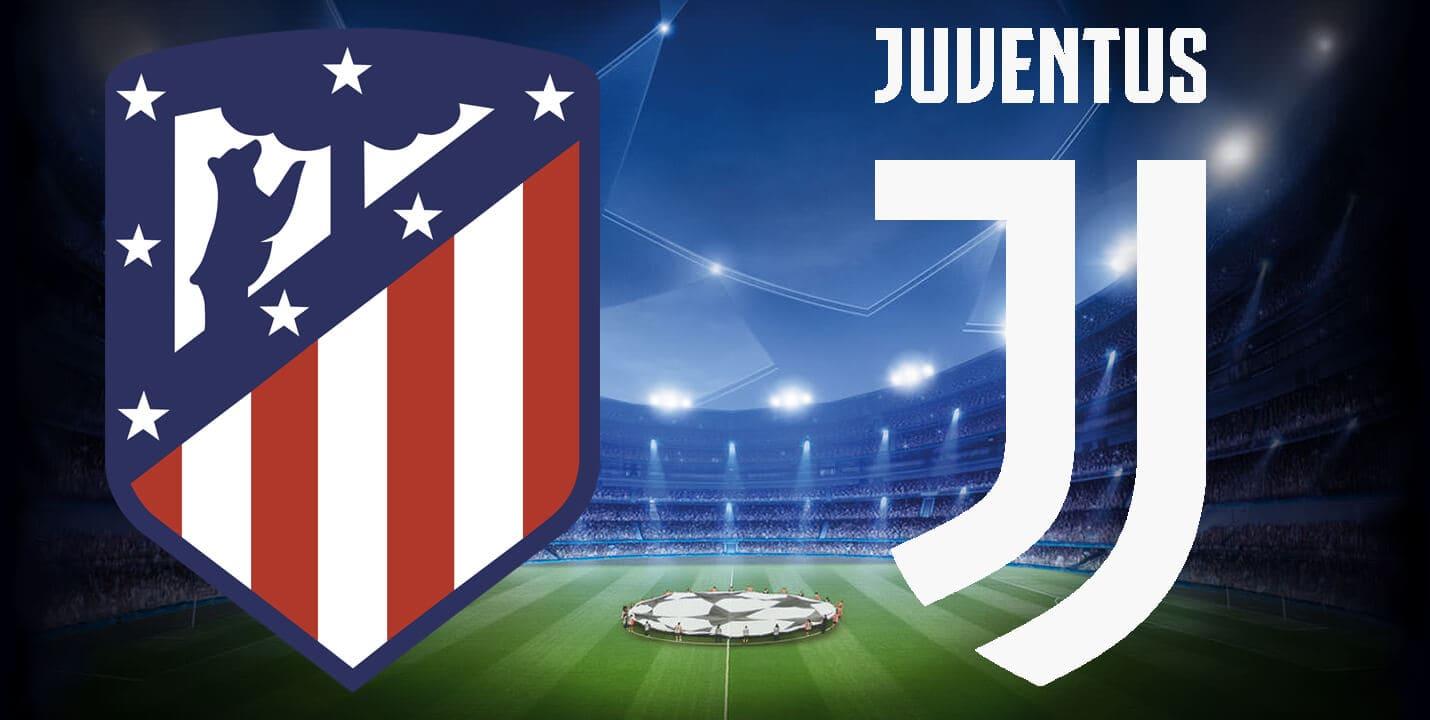Ювентус-Ателико Мадрид. Прогноз на Лигу чемпионов 2019