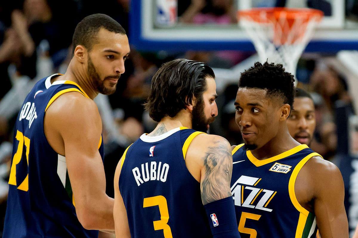 НБА. Юта Джаз