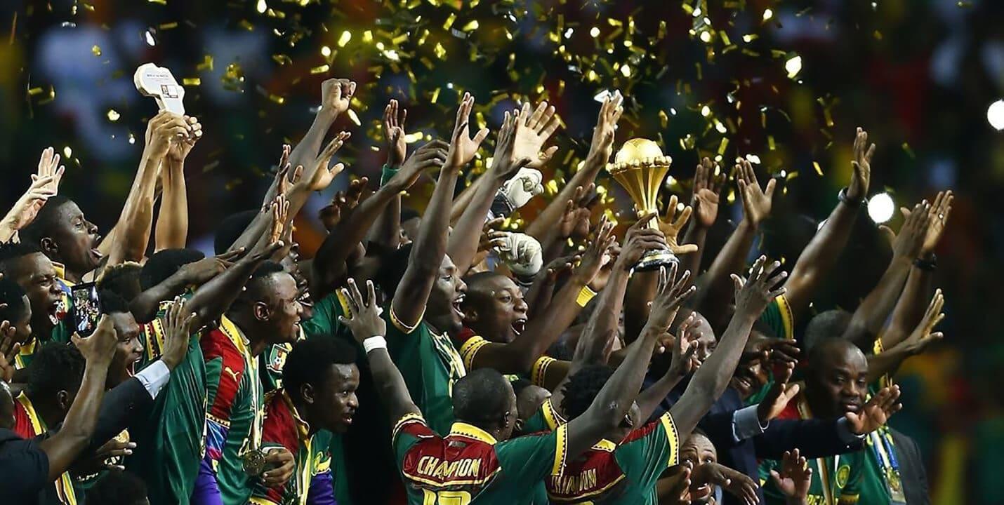 1xBet: Африканская конфедерация футбола