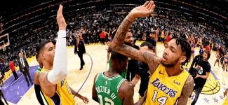 Прогноз на матч НБА: Лейкерс - Селтикс