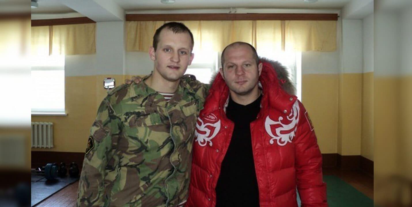 Иван Емельяненко и Федор Емельяненко