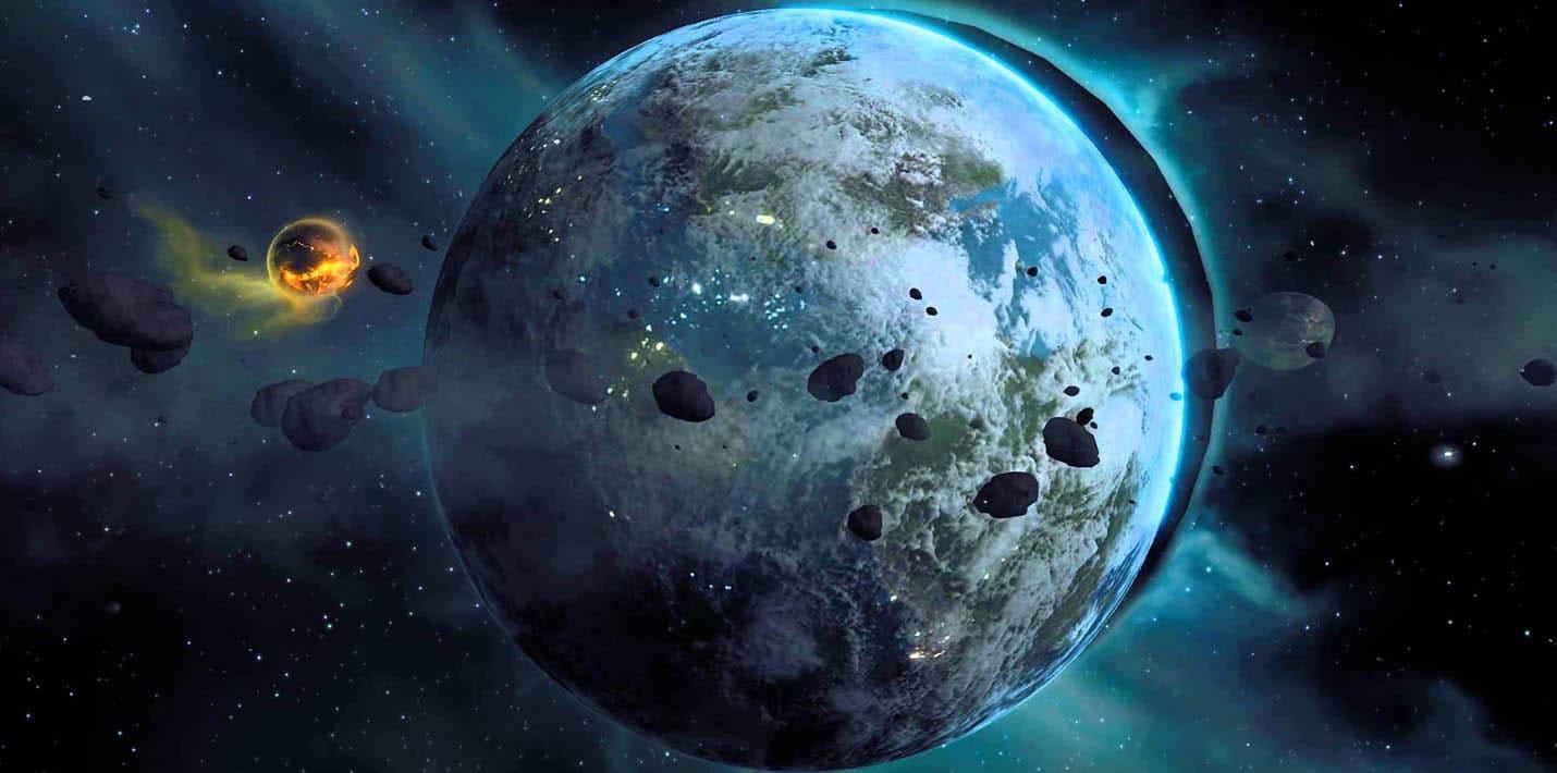 Планета изEntropia Universe