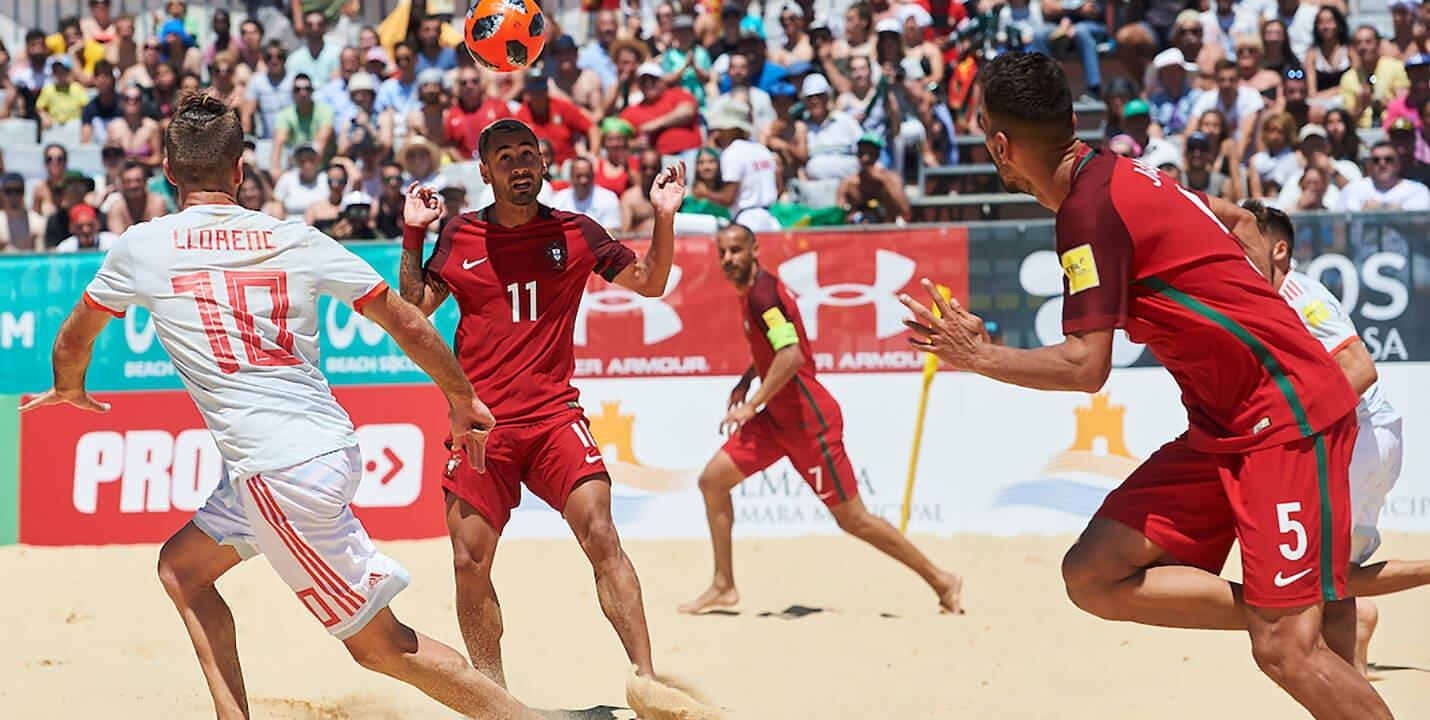 ЧМ 2019 по пляжному футболу