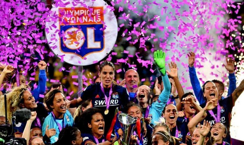 Женская Лига чемпионов 2019