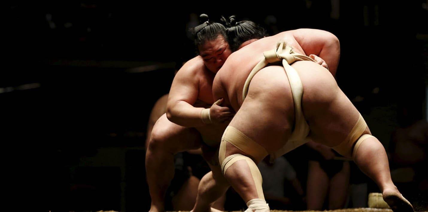 Неизвестные факты о сумо