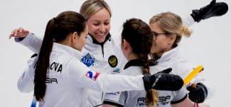 Женский чемпиона мира по керлингу 2019. Сборная России