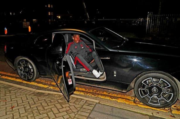 Rolls Royce Поля Погбы