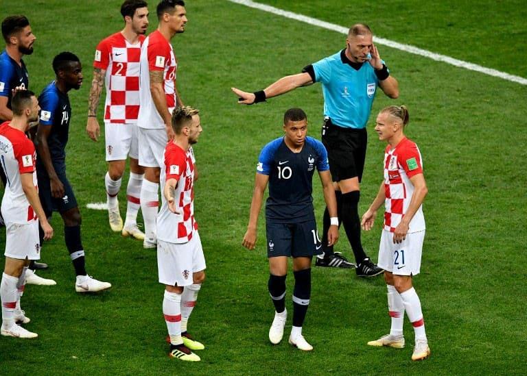 ЧМ-2018: Хорватия-Франция