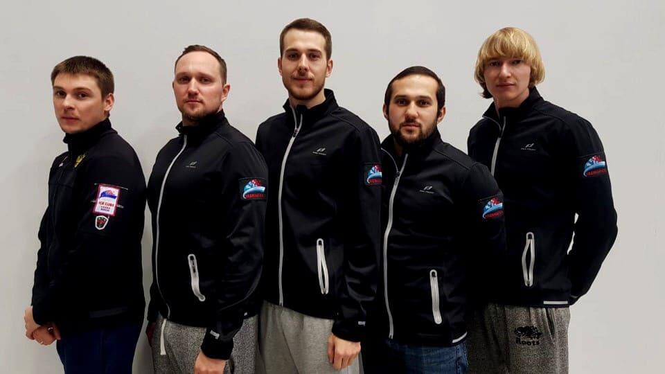 Чемпионат мира по керлингу 2019 среди мужчин