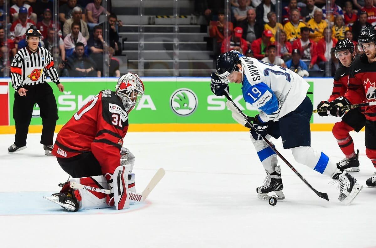 Обзор Канада - Финляндия