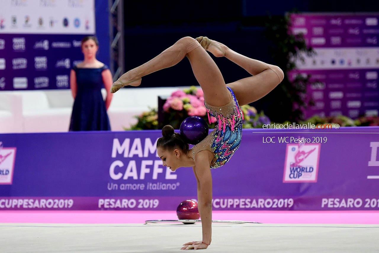 Чемпионат Европы по художественной гимнастике 2019