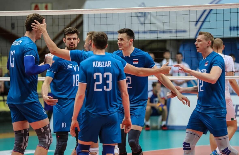 Волейбольная Лига наций 2019 мужчины