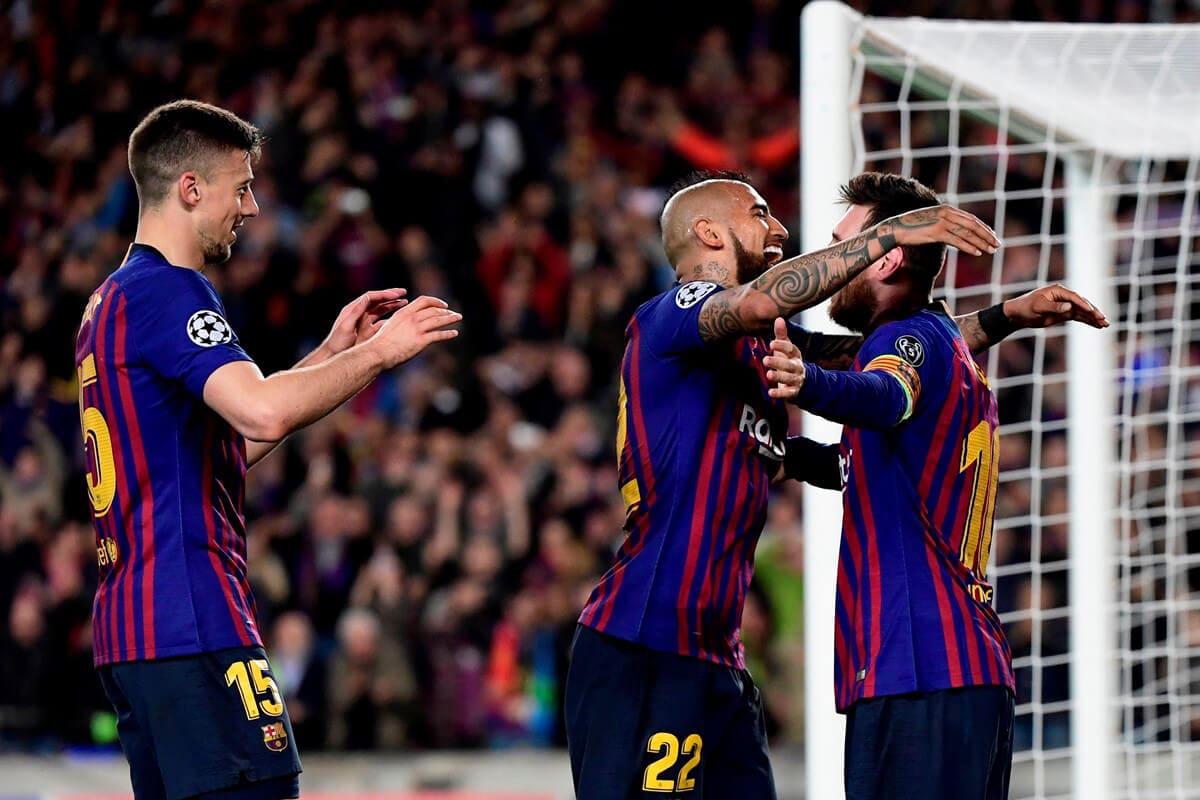 Прогноз на матч Ливерпуль-Барселона