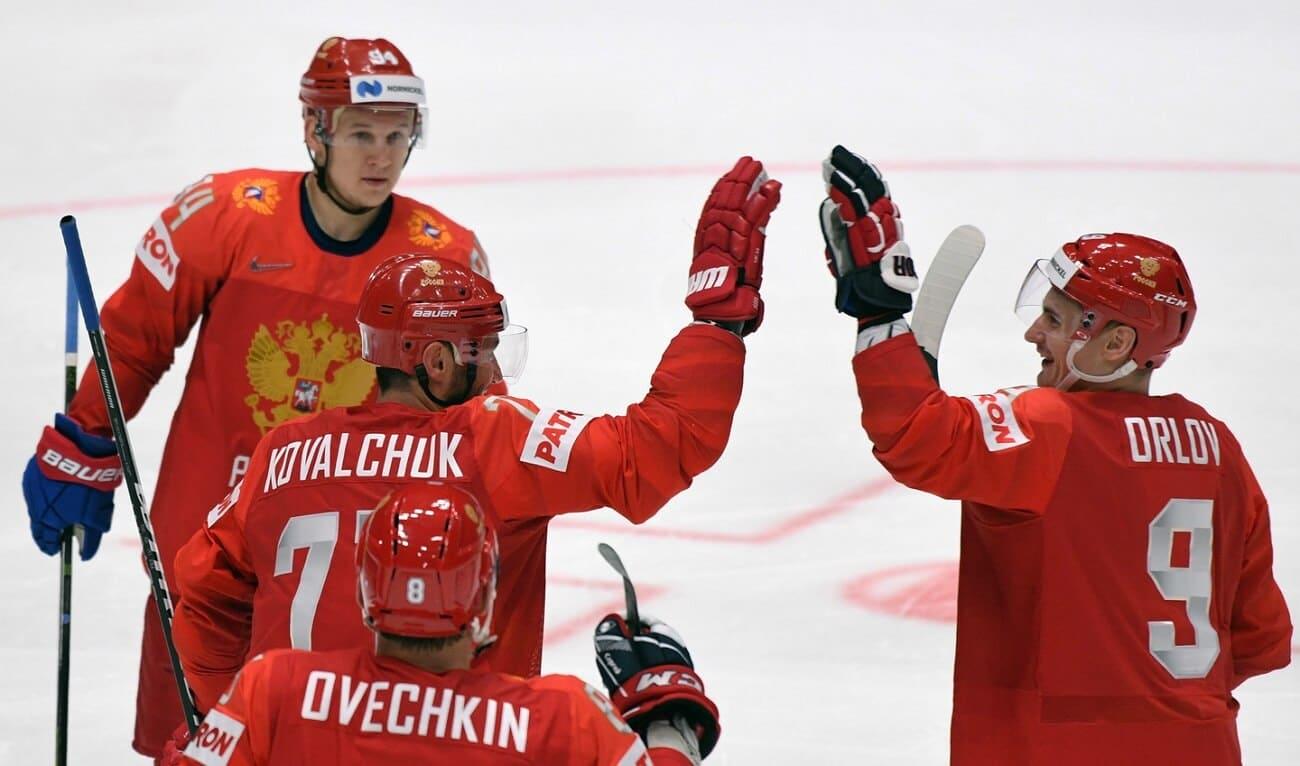 Прогноз ЧМХ: Швейцария-Россия
