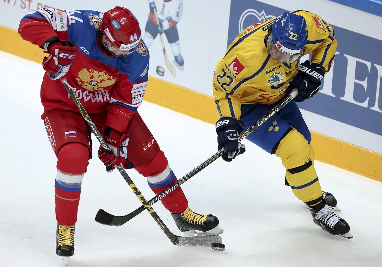 Прогноз на матч Швеция-Россия