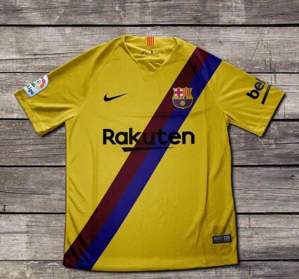 Новая форма Барселоны 2019
