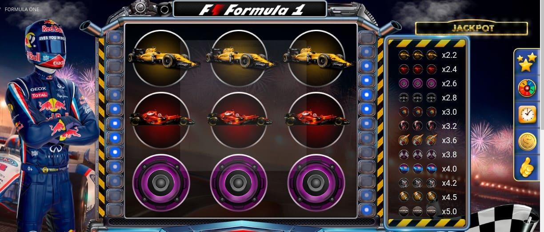 Формула-1 в Betwinner