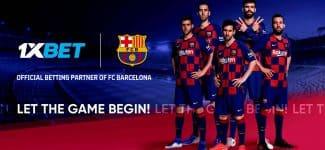 1хбет официальный партнер Барселоны
