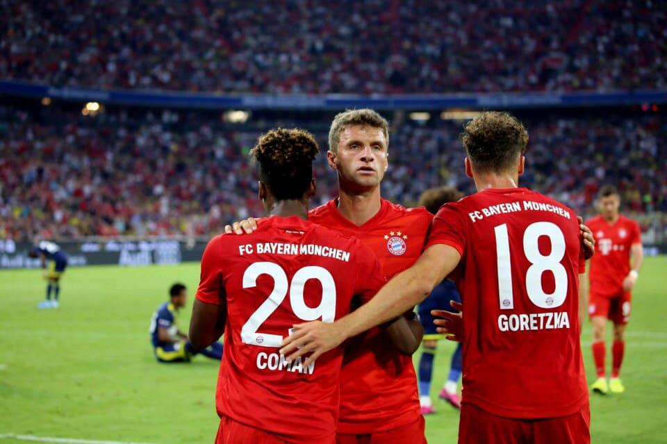 Прогноз на Кубок Ауди: Бавария-Тоттенхэм