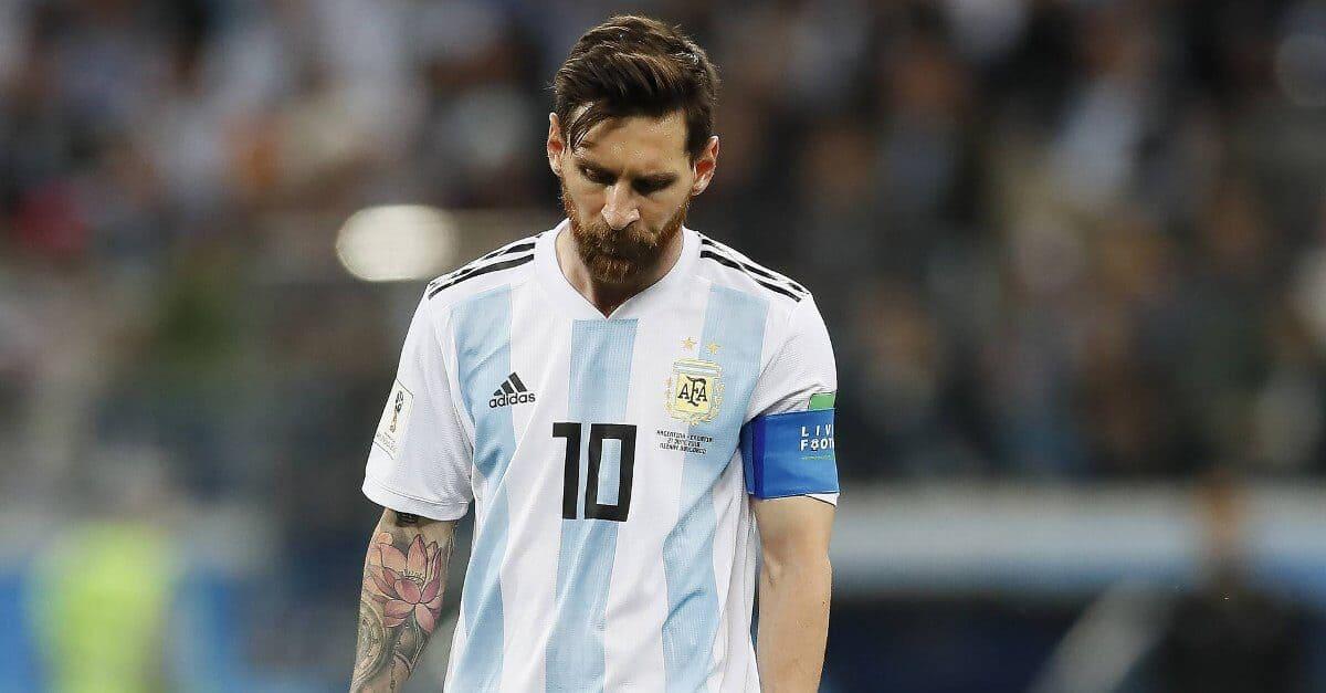 Бразилия - Аргентина обзор 3 июля Месси