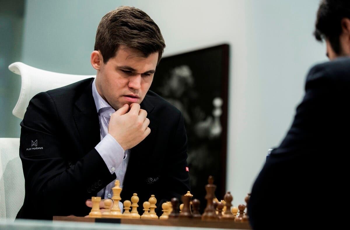 Чемпионат мира по шахматам Фишера 2019 Карлсен