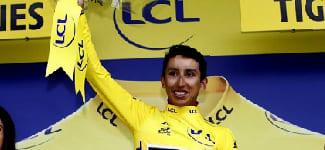 Эган Берналь - победитель Тур де Франс 2019