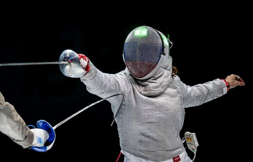 Чемпионат мира по фехтованию 2019