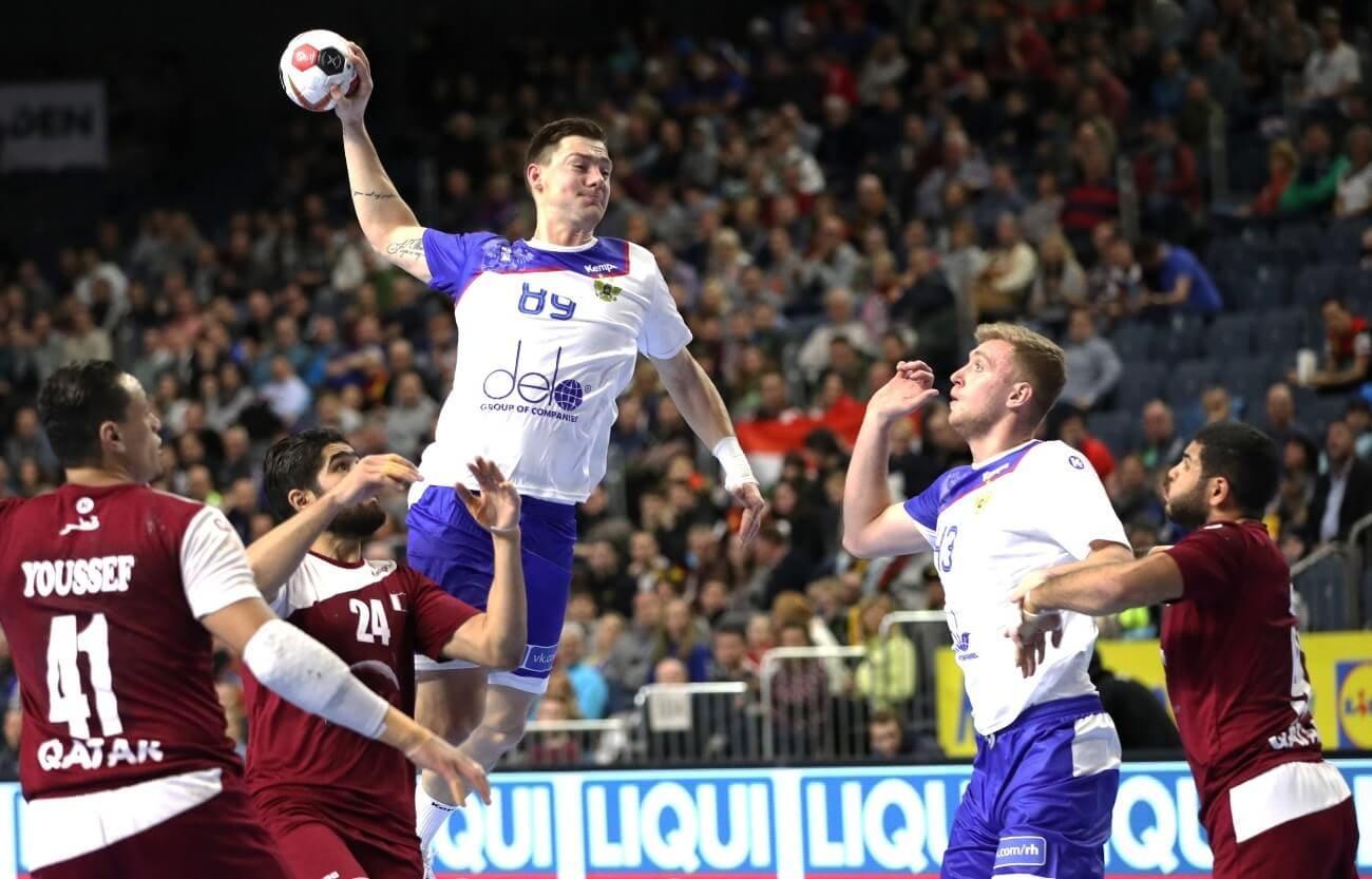 Чемпионат Европы по гандболу 2020 мужчины