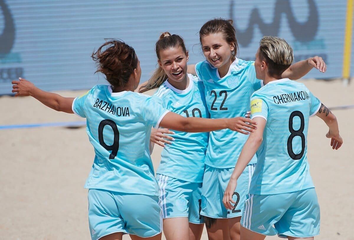 Кубок Европы по пляжному футболу 2019 среди женщин