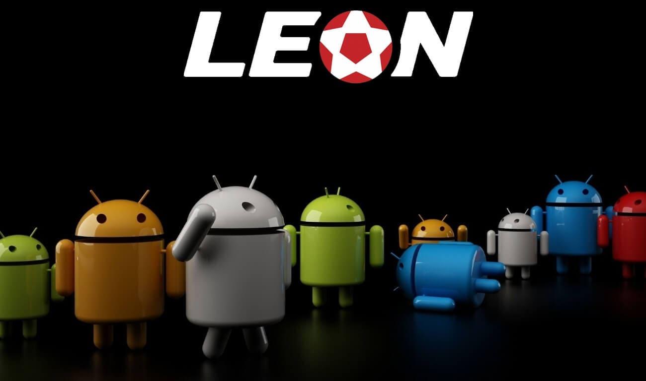 Leonbets приложение