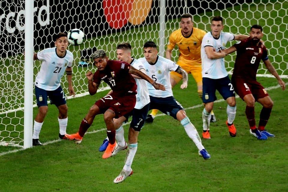 Прогноз Бразилия – Аргентина