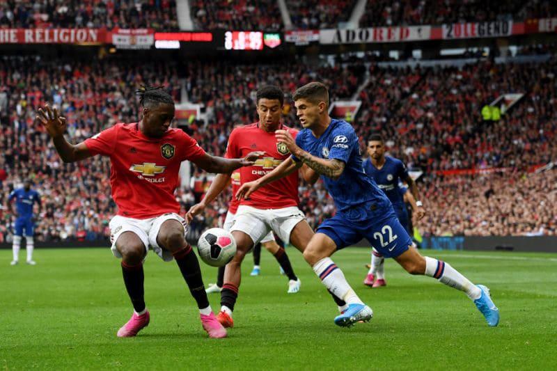Пулишич против Манчестер Юнайтед