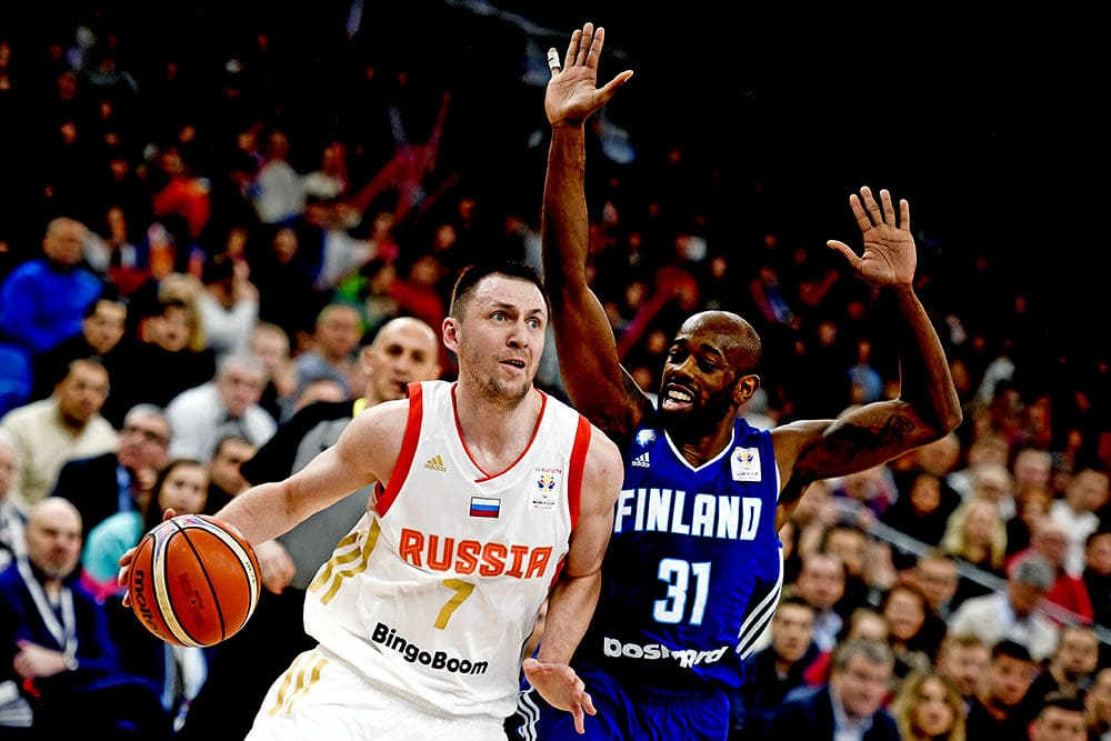 Чемпионат мира по баскетболу 2019