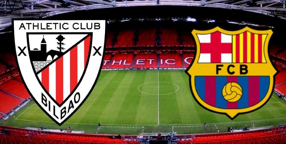 Атлетик Бильбао – Барселона: прогноз матча 16.08.2019