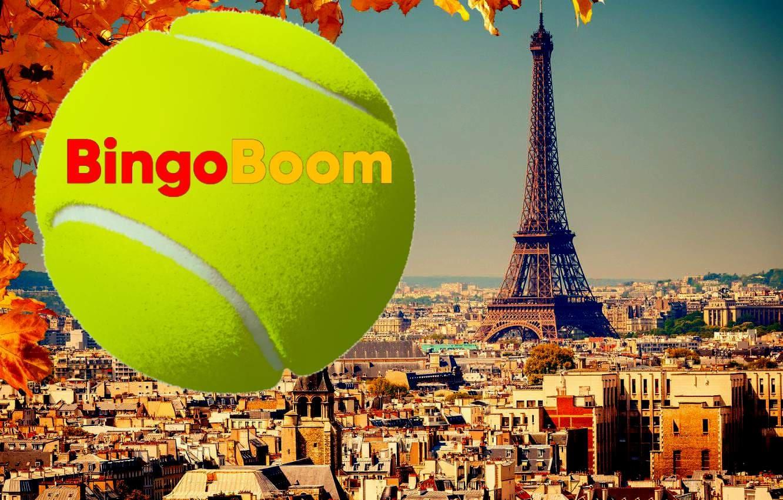 Теннисный Бум в Париже