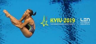 Чемпионат Европы по прыжкам в воду 2019