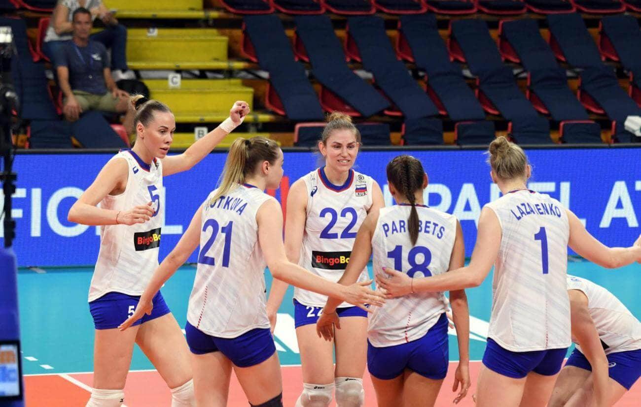 Чемпионат Европы по волейболу 2019 (женщины)