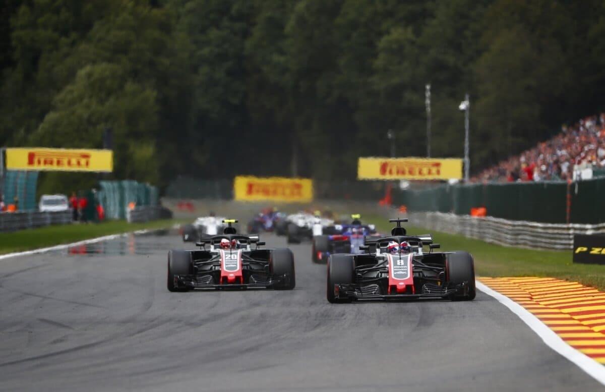 Гран-при Бельгии 2019