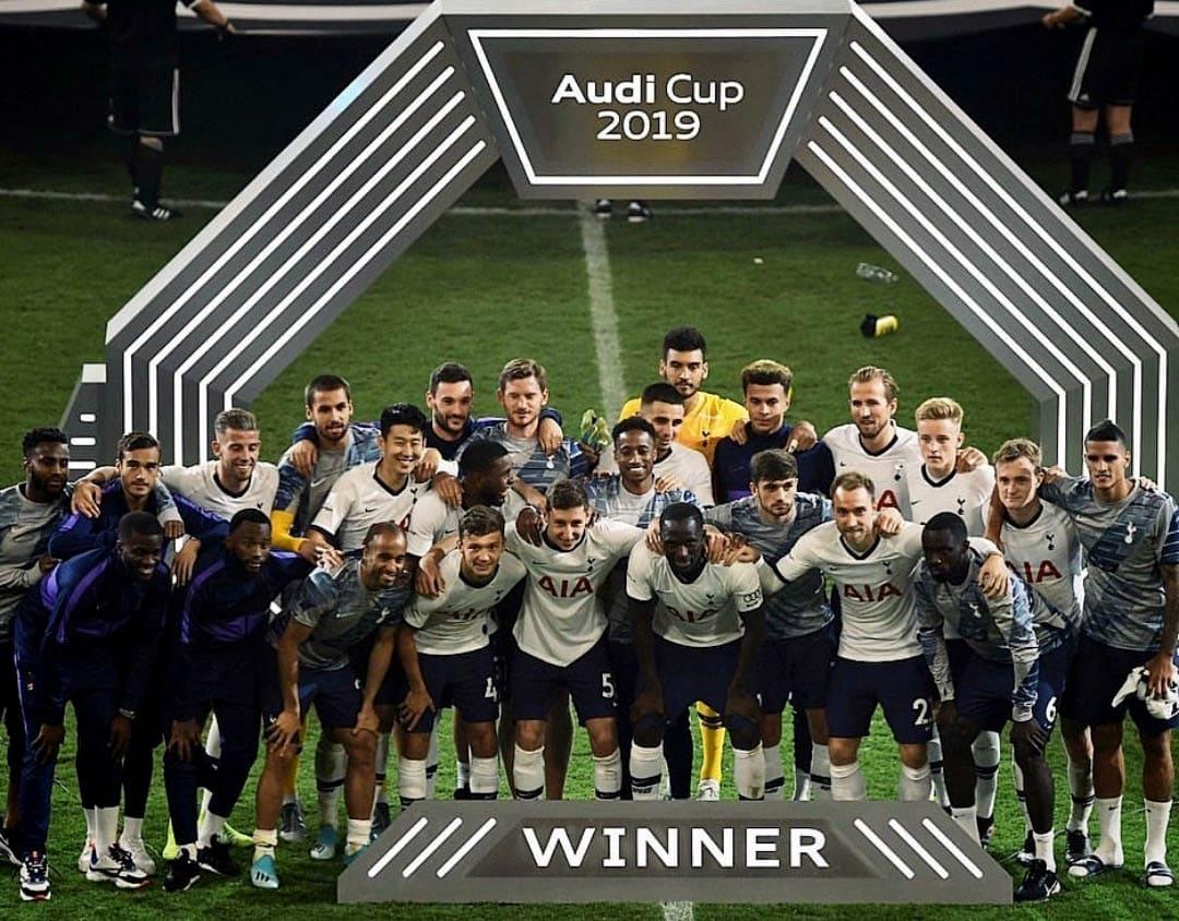 Кубок Ауди 2019