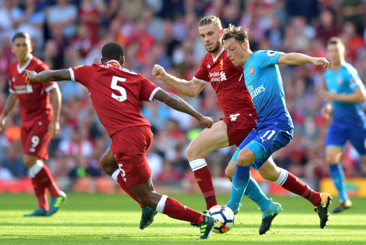 Ливерпуль – Арсенал прогноз 24 августа
