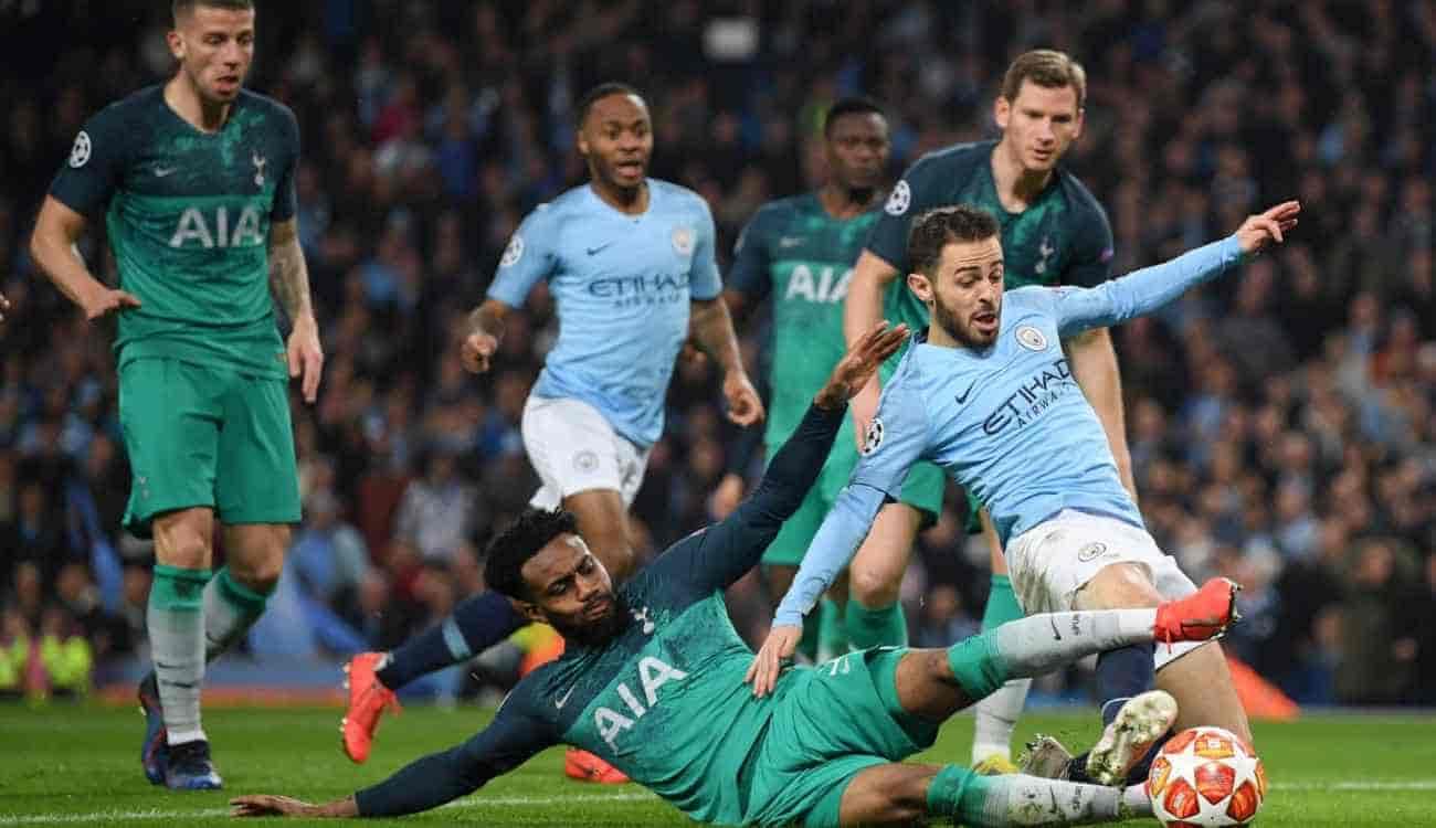 Манчестер Сити - Тоттенхэм прогноз 17 августа