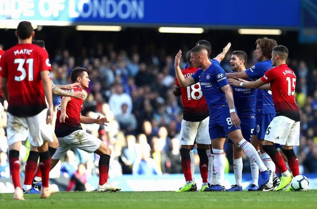 Манчестер Юнайтед – Челси прогноз 11 августа