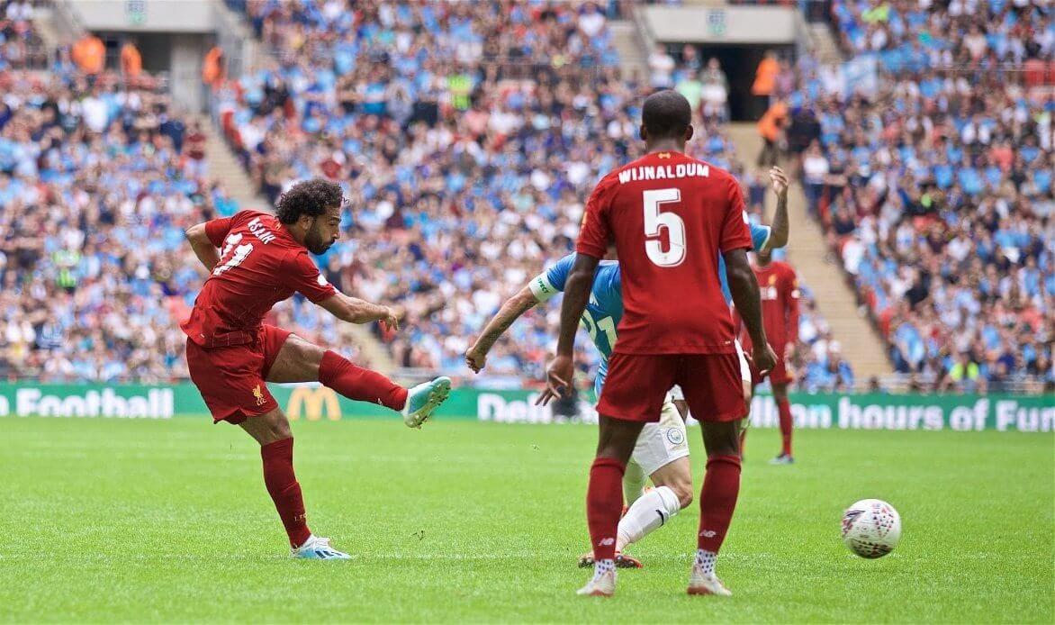 Обзор Ливерпуль - Манчестер Сити 4 августа