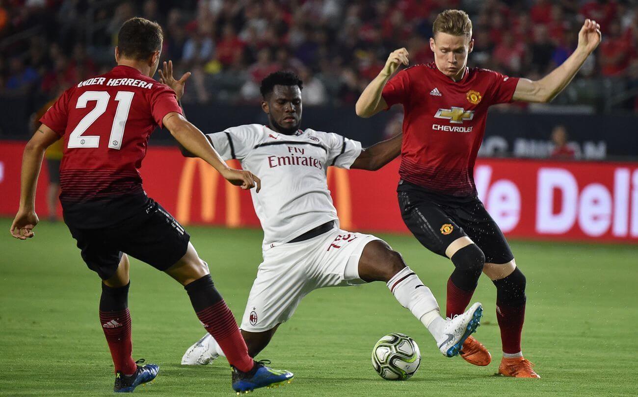 Манчестер Юнайтед – Милан прогноз