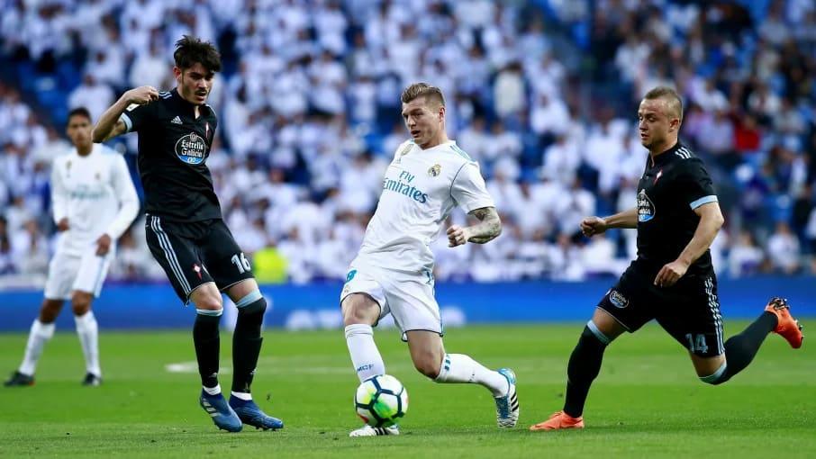 Сельта – Реал Мадрид: прогноз матча 17.08.2019