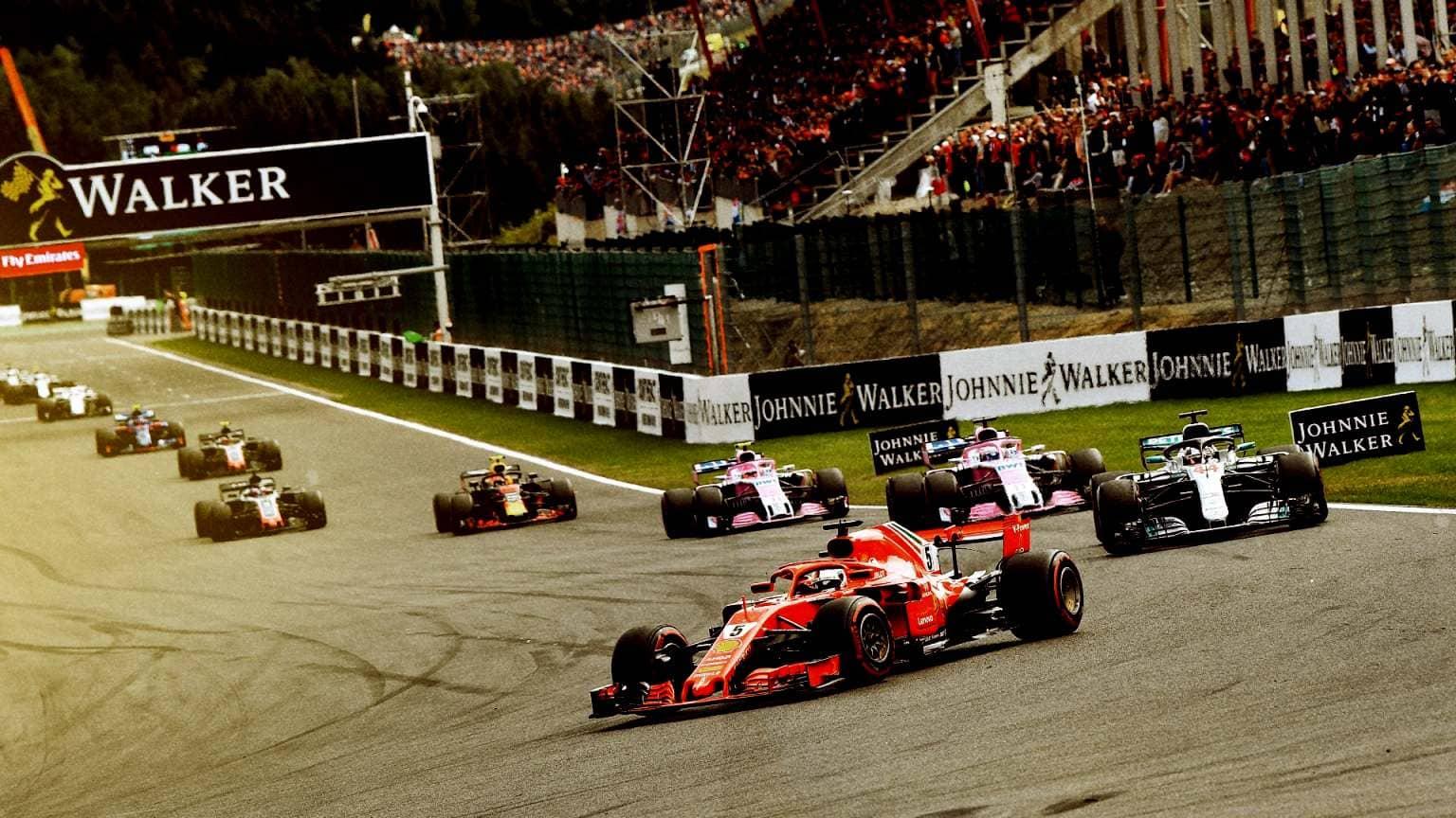 Обзор Гран-при Бельгии 2019 Формула 1